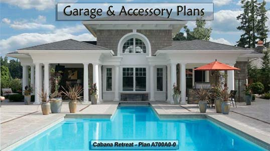 Click to view Garage and Accessory Plans.