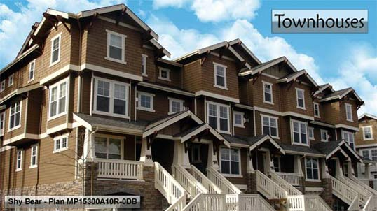 Click to view Townhouse Plans.