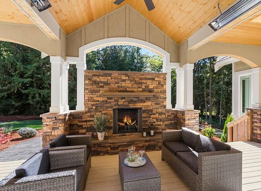 Covered Outdoor Living