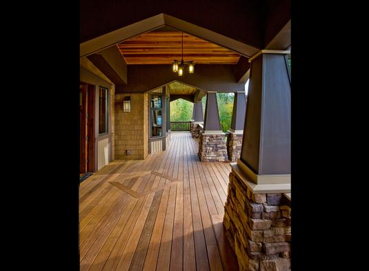 Covered Porch