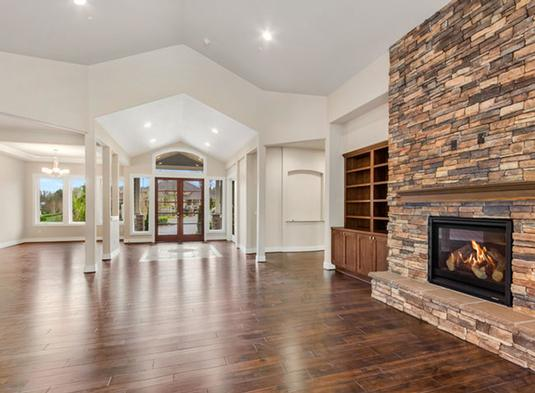 Great Room & Foyer