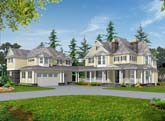 Garage Detached House Plans