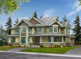 View Lot (Front) House Plans